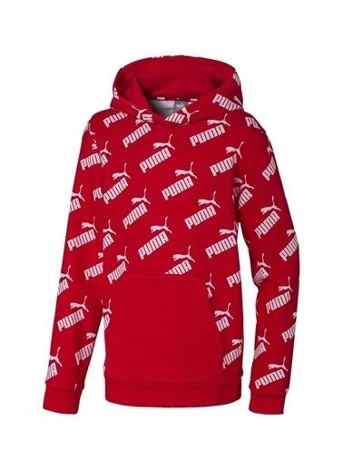 Puma Sweatshirt Kırmızı